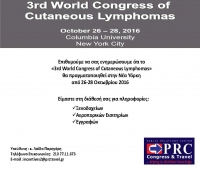 3rd World Congress of Cutaneous Lymphomas